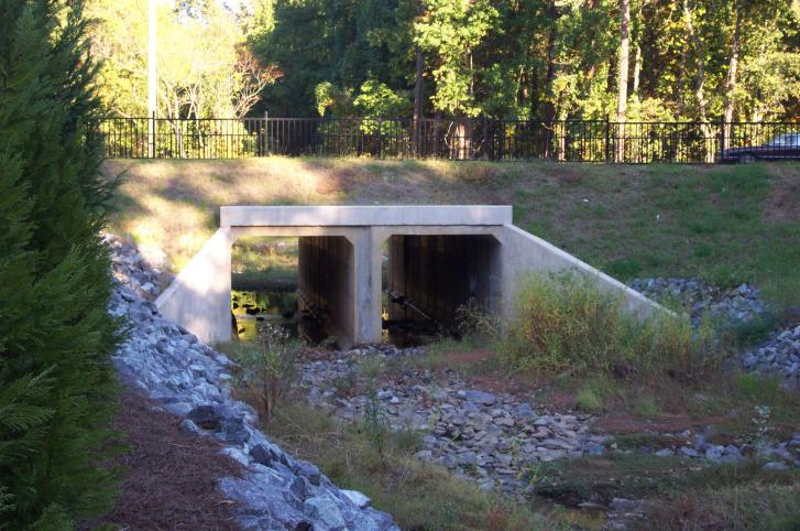 India Hook Road Improvements Double Box Culvert - Rock Hill, SC