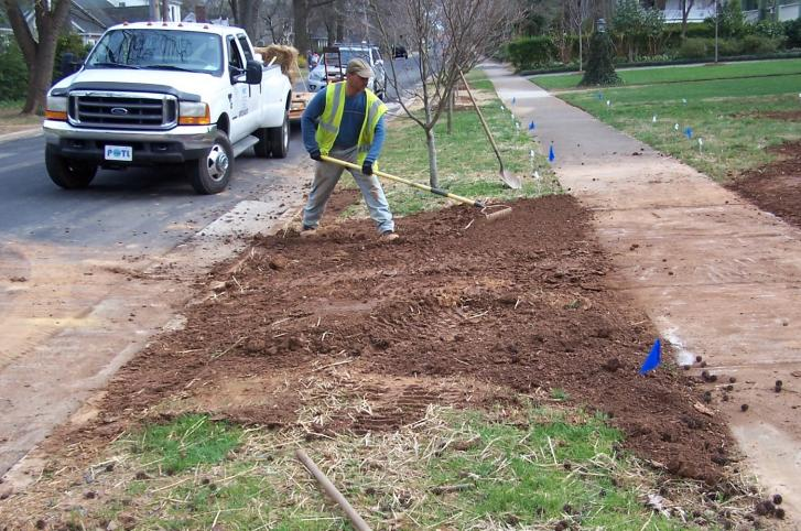 Oak Drive Area Sanitary Sewer Replacement - Rock Hill, SC