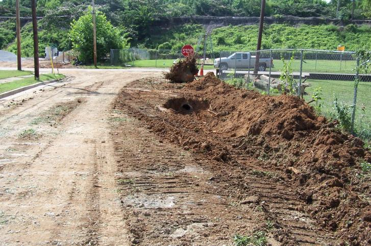 Piedmont Street Sanitary Sewer Upgrade - Rock Hill, SC