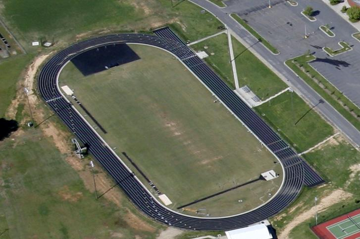 Rock Hill High School Track Rehabilitation - Rock Hill, SC