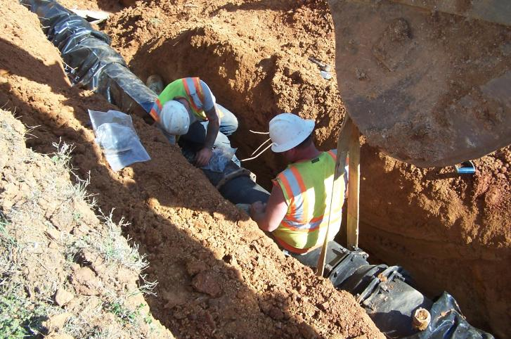 SC 322 Waterline Replacement - York County, SC