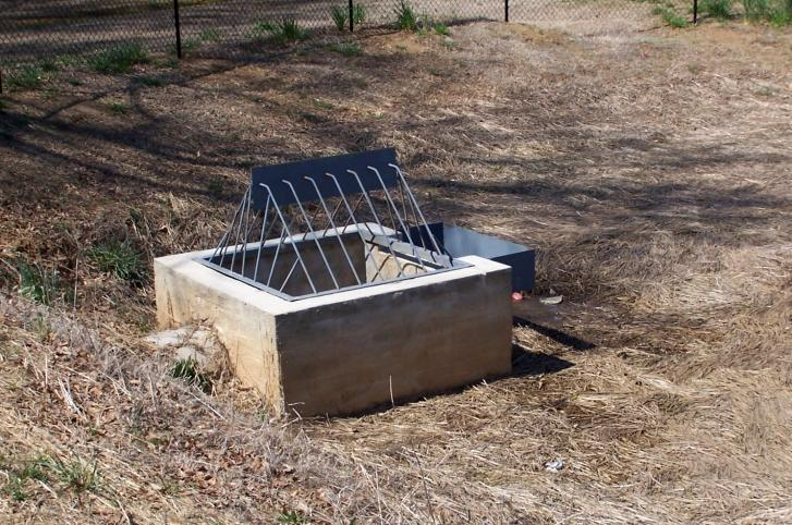 Stormwater Management Basin : Stormwater management