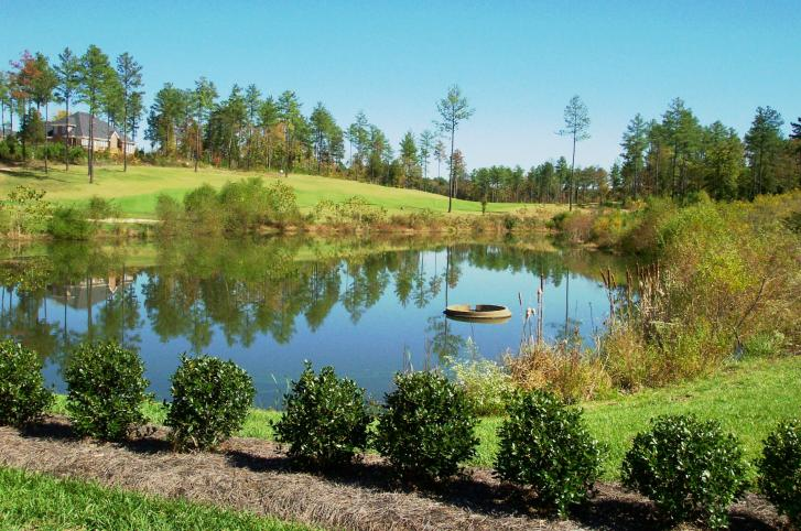 Stormwater management for Stormwater pond design