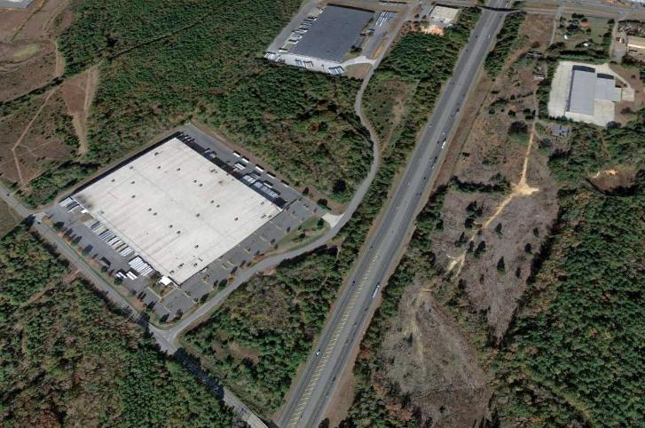 West Marine Distribution Center Site - York County, SC